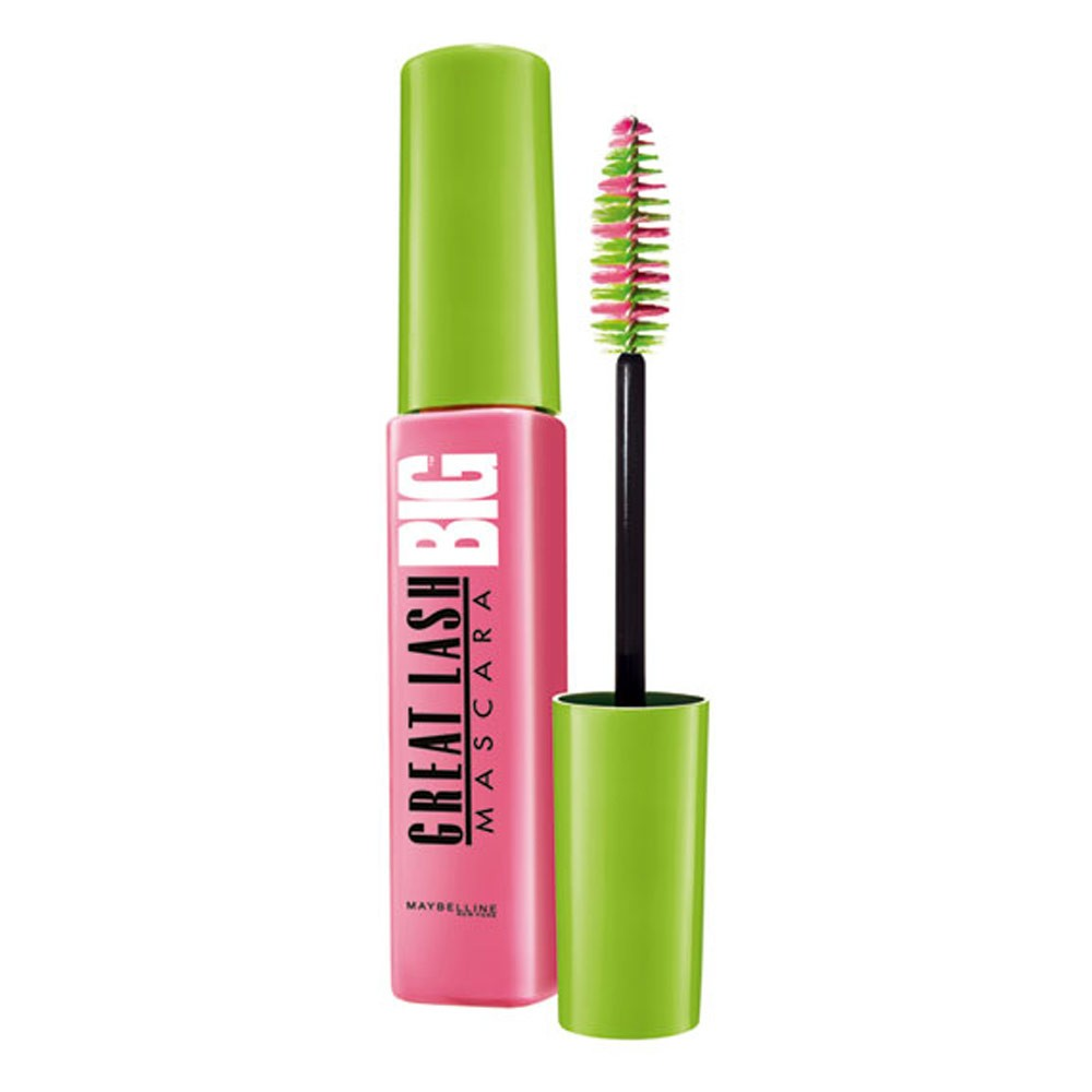 Maybelline Big Eyes Mascara Review photos