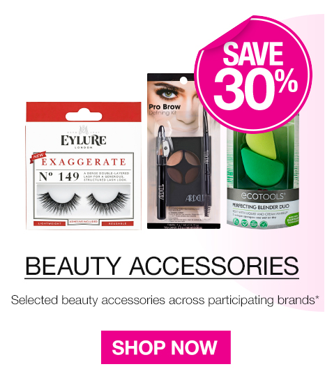 SELECTED BEAUTY ACCESSORIES