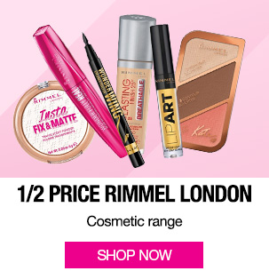 Half Price Rimmel London
