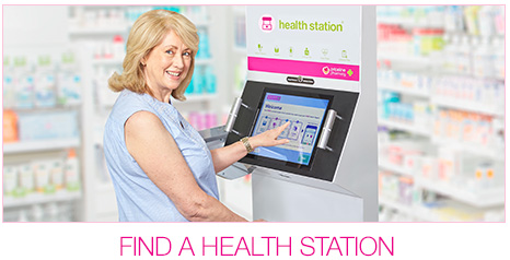 Find A Health Station