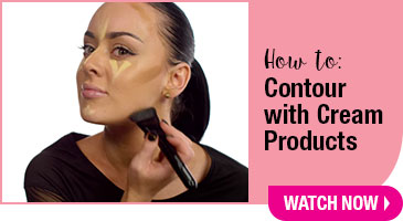 How To Contour With Cream Products
