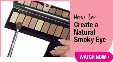 How To Create A Natural Smoky Eye