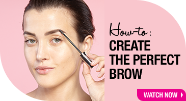 How to create the perfect brow