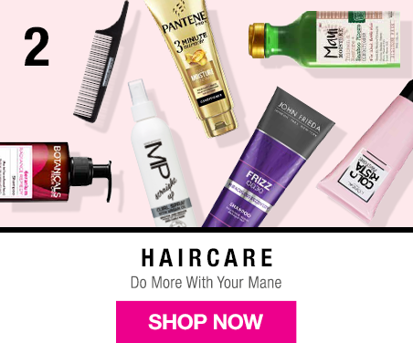 Haircare: do more with your Mane