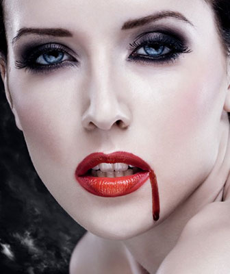 sultry vampire