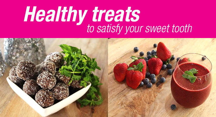 Healthy Treats, To satisfy your sweet tooth