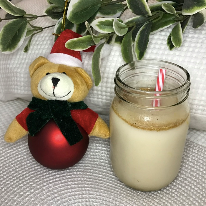 Gingerbread Man Smoothie