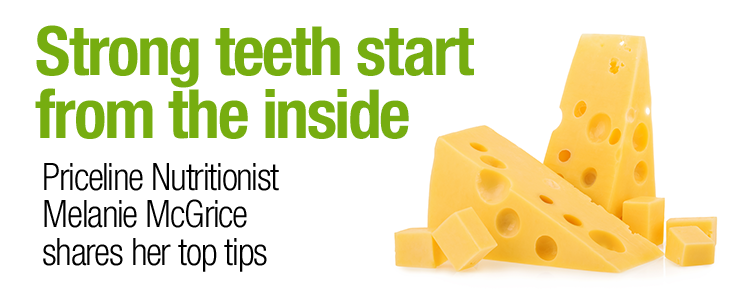 Food For Strong Teeth