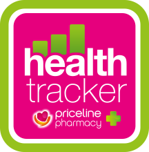 Priceline Pharmacy Health Tracker