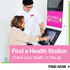 Find a Health Station near you