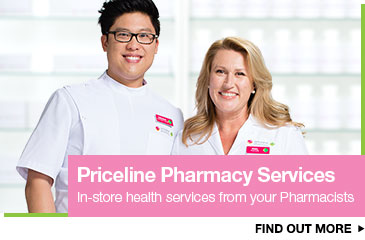 Priceline Pharmacy Services