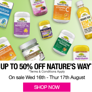 Save on Natures Way