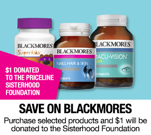 SAVE ON BLACKMORES