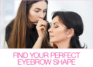Find your perfect Eyebrow Shape
