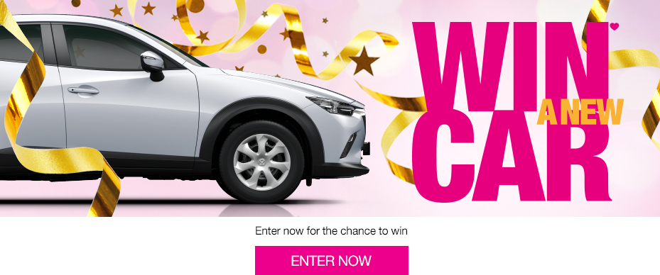 Win A New Car