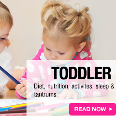 Mum and Bub Hub - Toddler