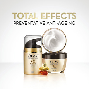 Total Effects Preventative Anti-Ageing