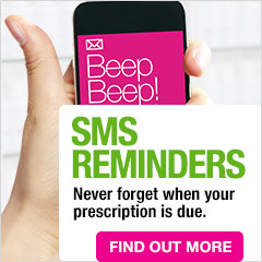 SMS Reminders