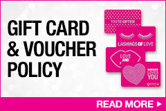 Gift Card and Voucher Policy