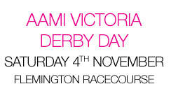 AAMI Victoria Derby Day - 4th November 2017