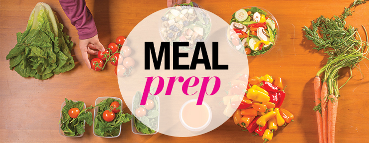 Meal Prep with Melanie McGrise