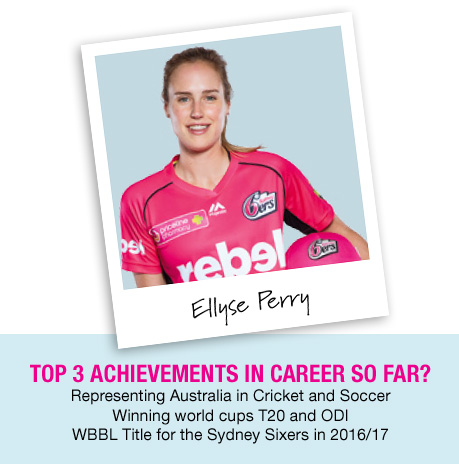 Ellyse Perry Top Achievements