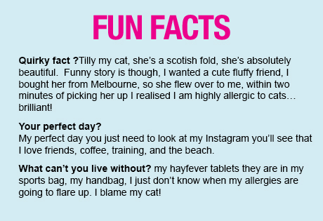 Chelsea's Fun Facts