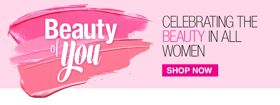 Celebrate the Beauty of You
